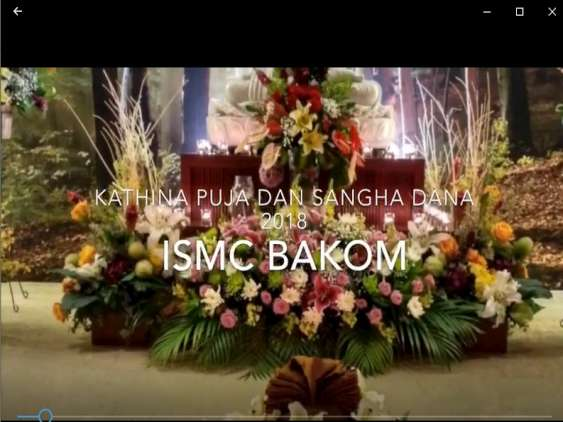 Kathina 2018 at ISMC Bakom