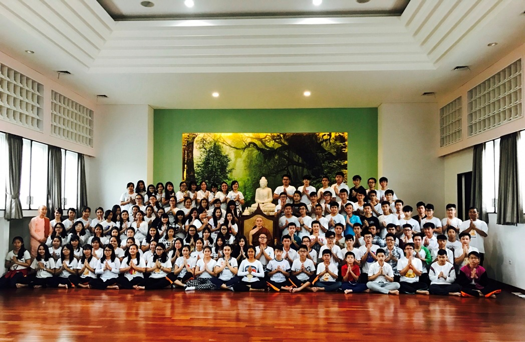 Retreat for Teenagers 15 Jan 2017 ISMC Jakarta