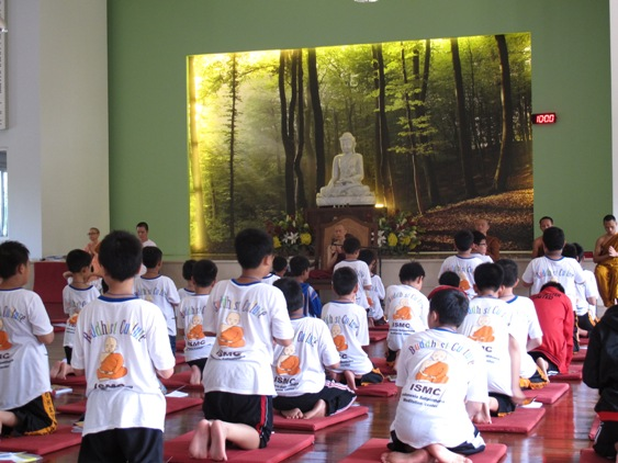 gallery BC for Dhammasavana Kids 14-17 Jan 2016